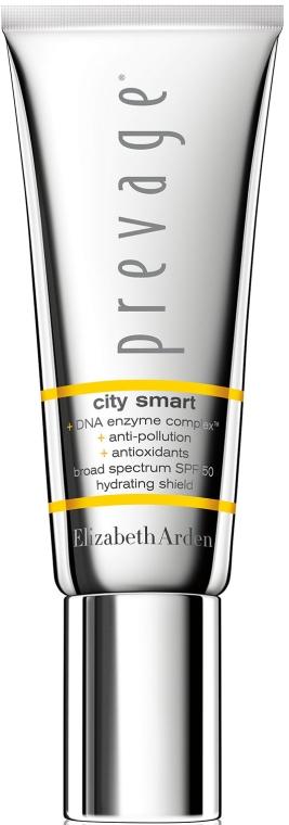 Защитный лосьон для лица - Elizabeth Arden Prevage City Smart Hydrating Shield SPF 50 (тестер)