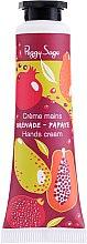 "Духи, Парфюмерия, косметика Крем для рук ""Гранат и Папайя"" - Peggy Sage Fragrant Pomegranate & Papaya Hand Cream"
