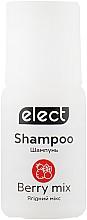 """Духи, Парфюмерия, косметика Шампунь для волос """"Ягодный микс"""" - Elect Shampoo Berry Mix (мини)"""