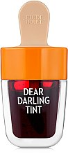 Духи, Парфюмерия, косметика Тинт для губ - Etude House Dear Darling Water Gel Tint Ice Cream