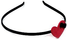 """Духи, Парфюмерия, косметика Обруч """"Сердце с бантиком"""", d-487 - Dini Hand Made"""
