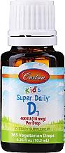 Духи, Парфюмерия, косметика Витамин Д3 - Carlson Labs Kid's Super Daily D3