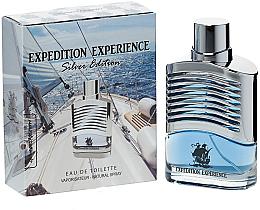 Духи, Парфюмерия, косметика Georges Mezotti Expedition Experience Silver - Туалетная вода