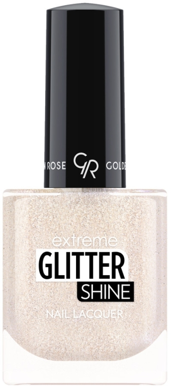Лак для ногтей - Golden Rose Extreme Glitter Shine Nail Lacquer