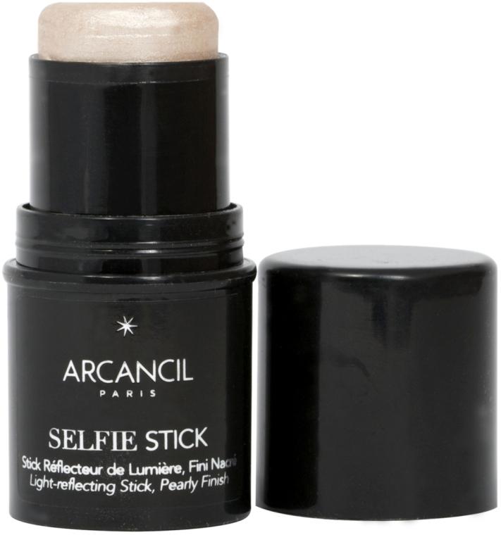 Шиммер-стик для контуринга лица - Arcancil Paris Selfie Stick