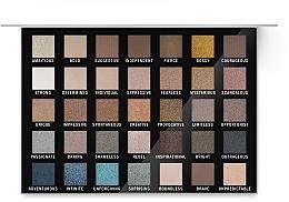 Духи, Парфюмерия, косметика Палетка для макияжа - L.O.V Dare To Dare! Eyeshadow Palette
