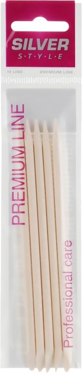 Палочки апельсиновые, 11,5 см, 5 шт., SAP-1540, маленькие - Silver Style