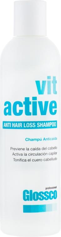 Шампунь против выпадения волос - Glossco Treatment Vit Active Shampoo