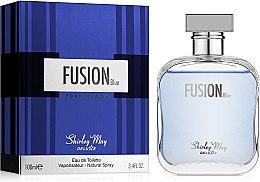 Shirley May Fusion Blue - Туалетна вода — фото N2