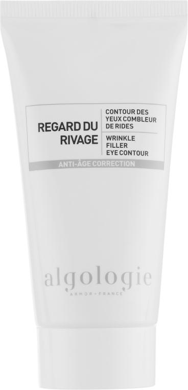 Крем-филлер для контура глаз против морщин - Algologie Regard Du Rivage Wrinkle Filler Eye Contour