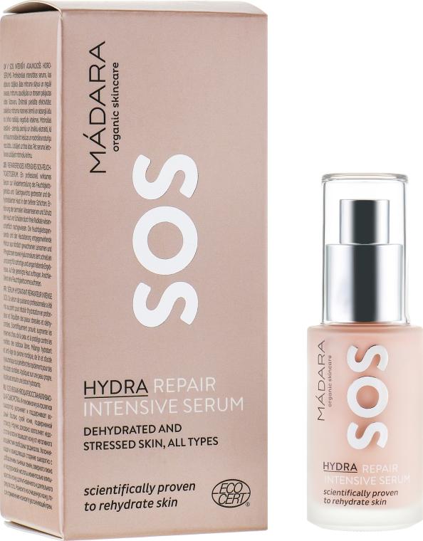 Сыворотка восстанавливающая - Madara Cosmetics SOS HYDRA Repair intensive serum