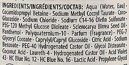 Безсульфатный шампунь с антижелтым эффектом - Schwarzkopf Professional Goodbye Yellow Shampoo — фото N5