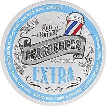 Духи, Парфюмерия, косметика Помада для волос экстрасильной фиксации - Beardburys Extra Wax