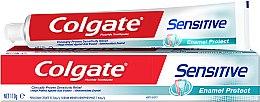 "Духи, Парфюмерия, косметика Зубная паста ""Защита эмали"" - Colgate Sensitive Enamel Protect Toothpaste"