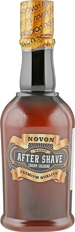 Крем после бритья - Novon Whiskey Cream Cologne Woody