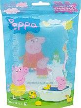 "Духи, Парфюмерия, косметика Мочалка банная детская ""Свинка Пеппа"", Зима - Suavipiel Peppa Pig Bath Sponge"