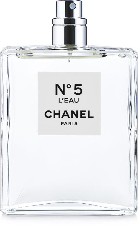 Chanel N5 L'Eau - Туалетная вода (тестер без крышечки)