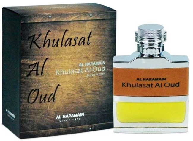 Al Haramain Khulasat Al Oud - Парфюмированная вода