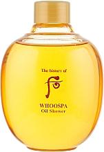 Духи, Парфюмерия, косметика Гель-масло для тела - The History Of Whoo Whoo Spa Oil Shower