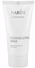 Духи, Парфюмерия, косметика Маска-пилинг для глубокого очищения пор - Babor Cleanse & Peel Mask (мини)