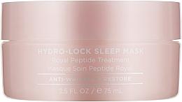 Духи, Парфюмерия, косметика Маска для сна с пептидами маточного молочка - HydroPeptide Hydro-Lock Sleep Mask