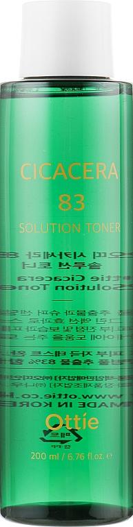 Успокаивающий тонер для сужения пор - Ottie Cicacera 83 Solution Toner