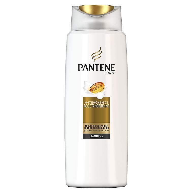"""Восстанавливающий шампунь """"Интенсивное Восстановление"""" - Pantene Pro-V Repair and Protect Shampoo"""