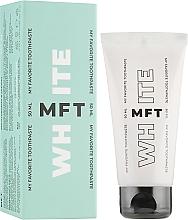 Духи, Парфюмерия, косметика Паста зубная «Whitening» - MFT