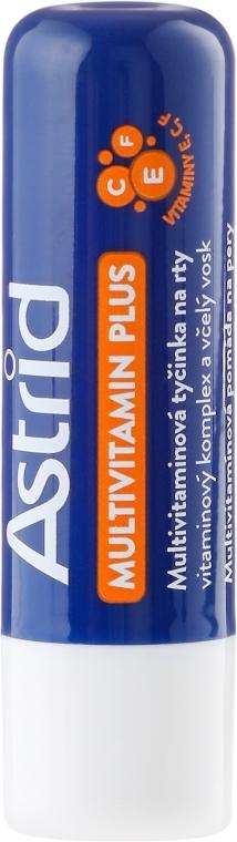 Бальзам для губ - Astrid Multivitamin Lip Balm