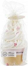 "Духи, Парфюмерия, косметика Маффин для ванны ""Розовые сердца"" - Stara Mydlarnia Bath Muffin Pink Hearts"