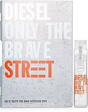Духи, Парфюмерия, косметика Diesel Only The Brave Street - Туалетная вода (пробник)