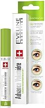 Парфумерія, косметика Активна сироватка для вій 3 в 1 - Eveline Cosmetics Eyelashes Concentrated Serum Mascara Primer 3 In 1