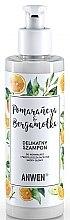 Духи, Парфюмерия, косметика Шампунь с апельсином и бергамотом для нормальной и жирной кожи головы - Anwen Orange and Bergamot Shampoo