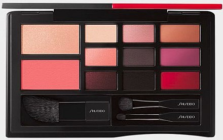 Палетка для макияжа лица, глаз и губ - Shiseido Trevel Light As Air Palette
