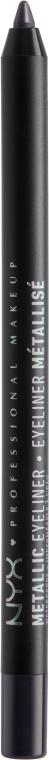 Карандаш для глаз - NYX Professional Makeup Professional Metallic Eyeliner