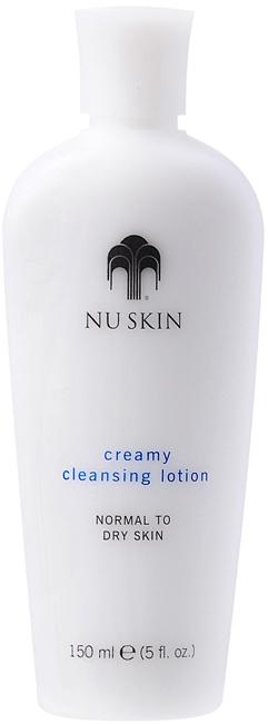 Крем-лосьйон для обличчя - Nu Skin Nutricentials Creamy Cleansing Lotion — фото N2