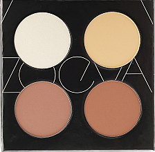 Духи, Парфюмерия, косметика Палетка для контуринга лица - Zoeva Contour Spectrum Contour Powder