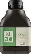 Духи, Парфюмерия, косметика Шампунь для объема с органическим маслом оливы - Emmebi Italia Gate 34 Oliva Bio Volume Shampoo