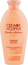 Духи, Парфюмерия, косметика Тонизирующий тоник для деликатного очищения кожи - Cera di Cupra Ricetta Di Bellezza Tonic