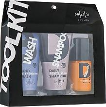 Духи, Парфюмерия, косметика Набор - Mades Cosmetics M|D|S For Men (sh/gel/150ml + shm/150ml + deo/100g)