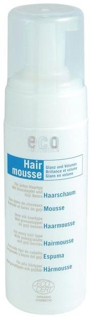 Мусс для укладки волос - Eco Cosmetics Hair Mousse