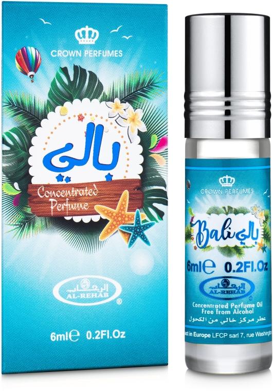 Al Rehab Bali - Масляные духи