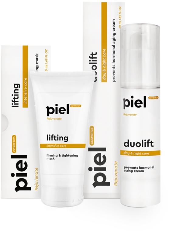 "Набор ""Лифтинг"" - Piel Cosmetics (cr/50ml + mask/50ml)"