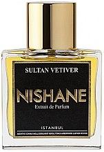 Духи, Парфюмерия, косметика Nishane Sultan Vetiver - Духи (тестер с крышечкой)