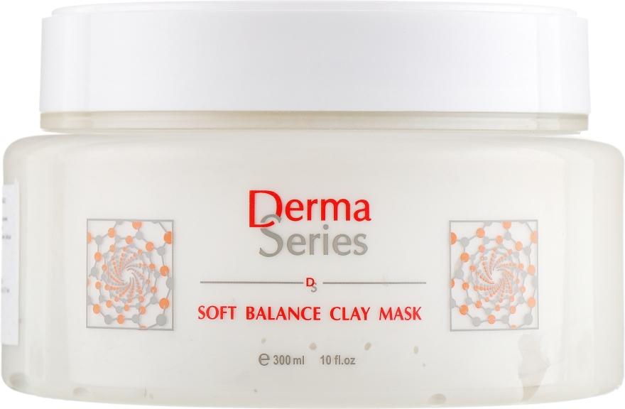 Питательная маска с осветляющим действием - Derma Series Soft Balance Clay Mask