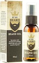 Духи, Парфюмерия, косметика Масло для бороды - By My Beard Beard Care Oil