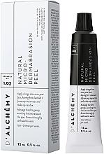 Духи, Парфюмерия, косметика Пилинг для лица - D'Alchemy Natural Micro‑Dermabrasion Peel