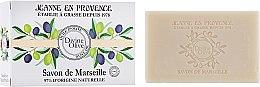 Духи, Парфюмерия, косметика Мыло - Jeanne en Provence Divine Olive Savon de Marseille