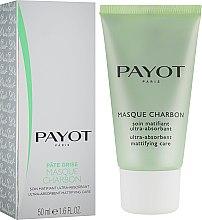 Суперабсорбирующее матирующее средство - Payot Pate Grise Masque Charbon — фото N1