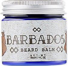 """Парфумерія, косметика Бальзам для бороди """"Імбир"""" - Barbados"""